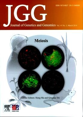 遗传学报(英文版)