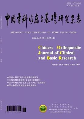 中国骨科临床与基础研究杂志